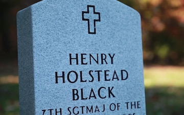 SMMC Henry H. Black wreath-laying 2019
