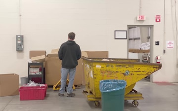 Recycling program manager details Defense Distribution Center Susquehanna's contribution to preserving the environment