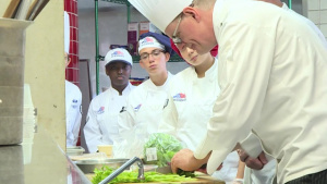 Culinary Institute of America Training 2019