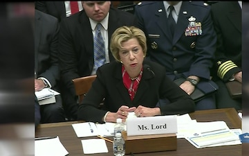 DOD Officials Testify on the Challenges of the F-35 Program, Part 1
