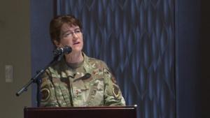 Lt. Gen. Jacqueline Van Ovost Keynote Address, 2019 AFMC Women's Leadership Symposium