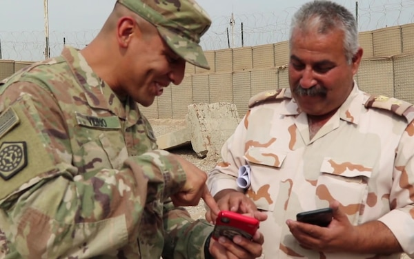 Army Moves Toward Handing Over Logistics back to Iraq