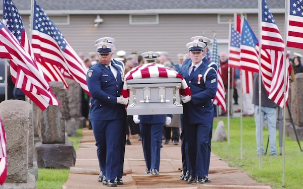 Lt. James Crotty laid to rest in Buffalo