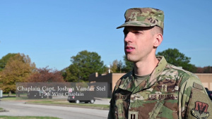 175th Wing Introduces New Wing Chaplain