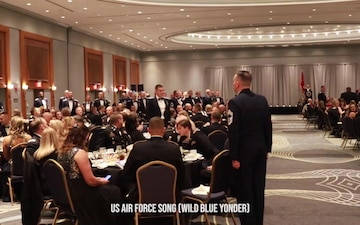 Michigan National Guard Military Ball 2019