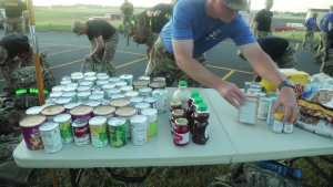 Food Drive Ruck March