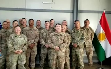 641st RSG - 143d Shout-out Erbil