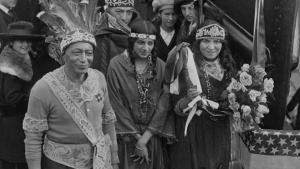 Our History: National American Indian and Alaskan Native Heritage Month
