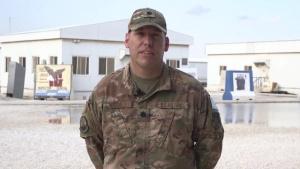 Lt. Col. Ian Walker
