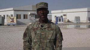 Staff Sgt. Travis Garmon