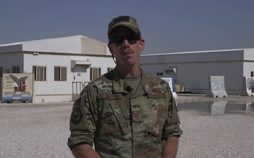 Senior Master Sgt. Mike Chandler - Portsmouth and Concord, N.H.