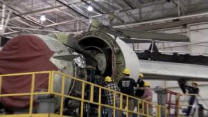 C-17 Thrust Reverser