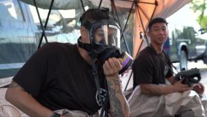 Hawaii National Guard Support Vigilant Guard 2020