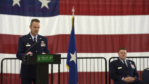 180th Fighter Wing Change of Command
