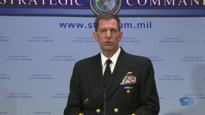 STRATCOM Talks About the New Command and Control Facility with Local Media