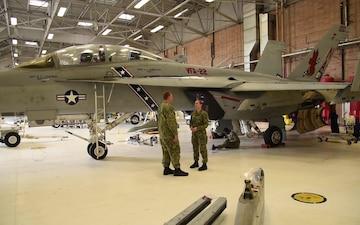 Naval Aviation Enterprise O-Level Reform