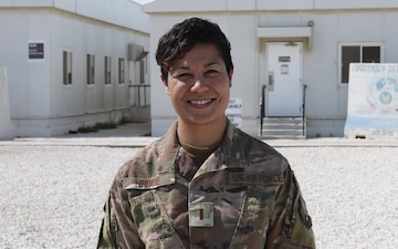2nd Lt Theresa Bowie - Holiday Shout Out