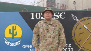 Cpt. Mark Fritsche Thanksgiving Greetings