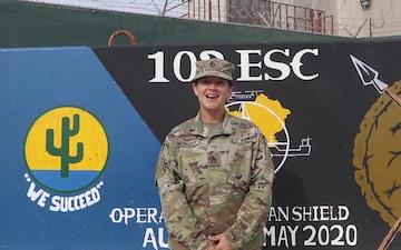 SSG Jessica Borgeld , Comstock Park, MI Holiday Greeting