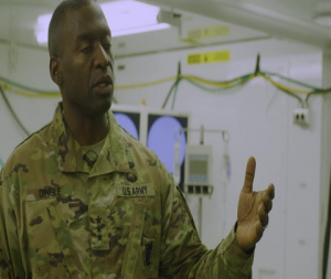 US Army Surgeon General Visits Medical Emergency Deployment Readiness Exercise
