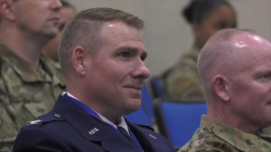 Hanscom commander named honorary chief