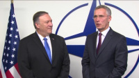 NATO Secretary General bilateral meeting with United States Secretary of State