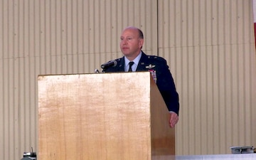 Brig. Gen. Mark Auer Promoted to Chief of Staff