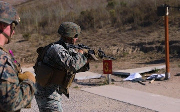 2/11 H.Q. Battery Combat Marksmanship Program