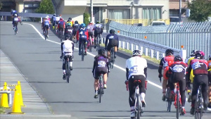 Sagamihara City hosts three-hour endurance bicycle race