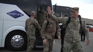 776th Maintenance Company Returns from Deployment
