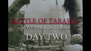 Battle of Tarawa: Day Two