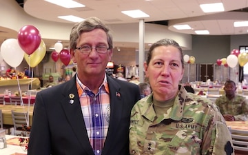 88th RD Commanding General Gives Thanksgiving Day Message