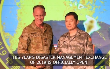 Disaster Management Exchange 2019 Kickoff
