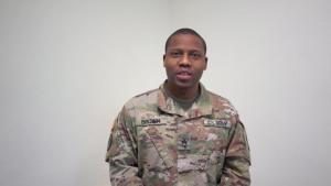 SFC Terrell Brown