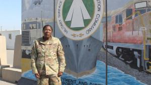 1st Sgt. Ursula Kirnes