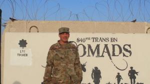 Sgt. 1st Class Michael Welburn,