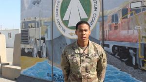 1st Lt. Gregory Henry
