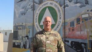 Sgt. 1st Class Damian Jones