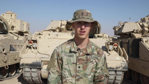 Spc. Kyle Young