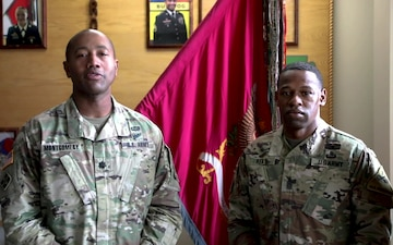 Iron Support Battalion Holiday Shout Out