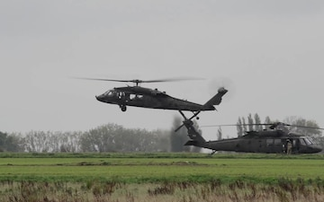 3rd Combat Aviation Brigade-3rd Infantry Division in support of Atlantic Resolve