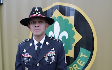 Holiday season shout out: Staff Sgt. July Baniaga
