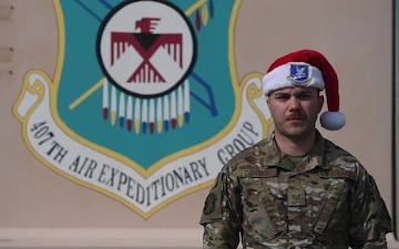 SSgt Docter Holiday Greeting