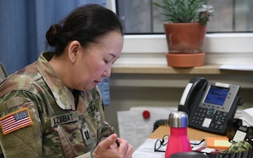7234th Medical Support Unit - Deployed Warfighter Medical Management Center