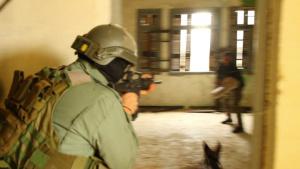 173rd ABCT conduct Urban Warfare Training for Iron Sword