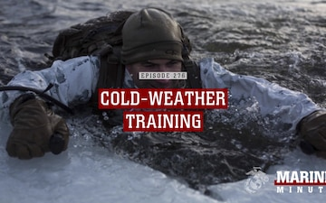 Marine Minute: Cold-Weather Training