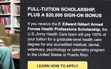 Medical professionals explore careers in Army Medicine