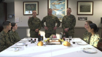 2nd Marine Aircraft Wing Thanksgiving Holiday Message