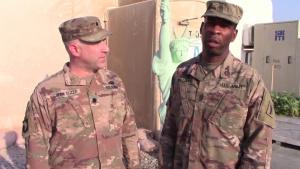 Thanksgiving Message From the 77th Special Troops Battalion