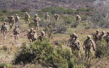 2IBCT Fire Support Coordination Exercise